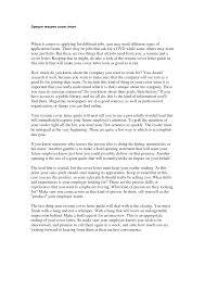 resume cover letter samples for it jobs your next job professional resume cover letter samples resume letter sample resume cover letter templates nursing resume