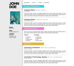 doc 12401754 resume templates 81 amazing formats for resume cv skills