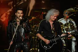 Resultado de imagem para Queen + adam lambert live 2015