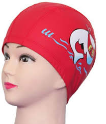 Generic <b>Unisex Children Kids</b> Breathable Swimming Hat Waterproof ...