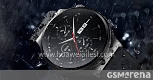 <b>Huawei Watch GT</b> 2 Pro images, features and certification leak ...