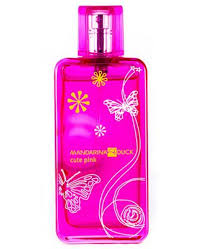 <b>Mandarina Duck Cute Pink</b> Eau de Toilette EdT 50 ml | Perfumetrader