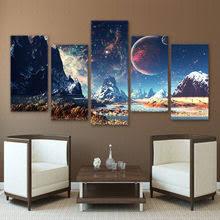 Best value <b>5 Piece Canvas Art</b> Space – Great deals on 5 Piece ...