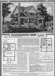 How To Find Sears Modern Homes   Old House WebClick here for a larger picture of the catalog page  including floor plans