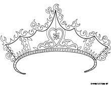 Small Picture 23 best Crown images on Pinterest Crowns Drawings and Coloring