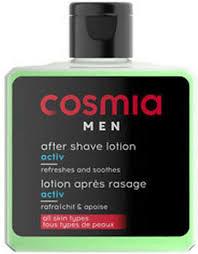 Купить <b>Лосьон после бритья</b> мужской Cosmia Active, 100 мл с ...