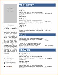 build resume microsoft word 2007 ms word 2007 resume template new cv format resume template word 2007