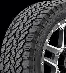 <b>General Grabber AT3</b> - <b>Tire</b> Rack