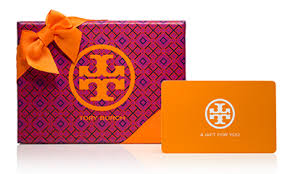 Gift Cards for Online or at Any Tory Burch Boutique - Tory Burch