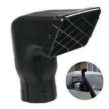 Black Plastic <b>Snorkel</b> Kit Car & Truck <b>Air Intake</b> Systems for sale | eBay