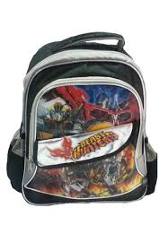 Buy <b>Transformers Transformers</b> Beast Hunters Pre-<b>School Bag</b> ...