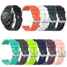 For Huami GTR for Samsung Watch Active <b>Nylon Loopback Strap</b> ...