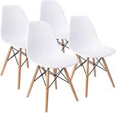 Kitchen Chairs Set of 4 - Amazon.ca