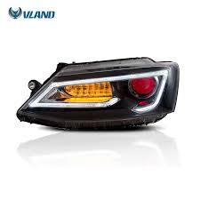 Vland <b>Car Styling Tail Light</b> For VW Jetta MK6 Taillight/Sagitar 2012 ...