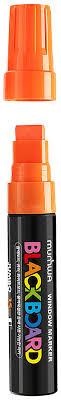 <b>Маркер меловой MunHwa</b> Black Board Jumbo, цвет: оранжевый ...
