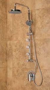 spa bathroom showers: transform your shower with this lanikai  function shower system this luxurious shower spa