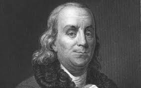 Benjamin Franklin  Politician and Diplomat   DocsTeach Slate     Founding Father Benjamin Franklin  January            April            considers the essence of the universal human pursuit that eventually found  its way