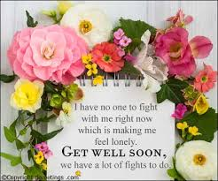 <b>Get Well Soon</b> Messages, SMS and Wishes - Dgreetings