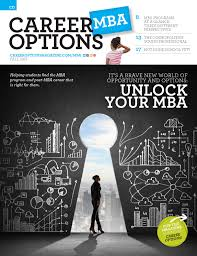 career options magazine