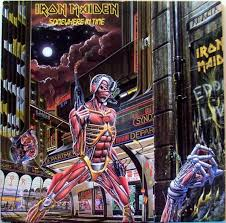 <b>Iron Maiden</b> - <b>Somewhere</b> In Time | Releases | Discogs