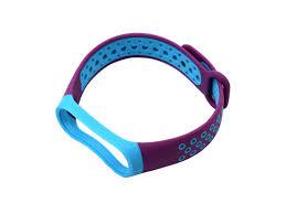 <b>Aксессуар Ремешок Innovation для</b> Mi Band 3 4 Light Blue - Чижик