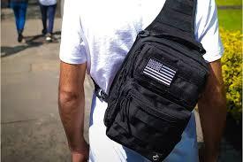 Best <b>Military Crossbody</b> Bags: Stylish Tactical Sling Packs for Men ...