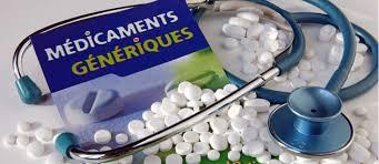 médicaments génériques