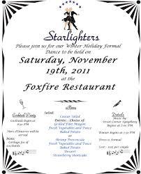 examples of formal invitation cards sparkling english vsahnvitation2007 microsoft word the foxfire invitation 2011 doc