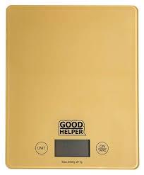 <b>Весы кухонные Goodhelper KS</b>-<b>S04</b>, Бежевый - отзывы ...