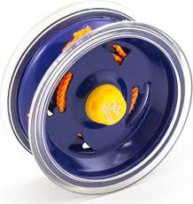 Игра <b>Эврика Волчок на</b> шнуре <b>Yo-Yo</b> Метал №3, 98955, синий ...