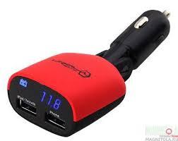 <b>URAL</b> USB Voltmeter Charger | <b>Зарядное устройство</b> со ...