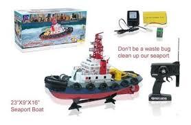 <b>Радиоуправляемый буксир Heng</b> Long Seaport Work Boat 40Mhz ...