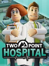 <b>Two Point Hospital</b> - Twitch