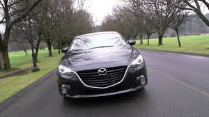 Black Mazda 3 The All New 2014 Mazda3 Review And Test Drive Youtube