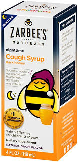 Zarbee's Naturals Children's Cough Syrup* with Dark ... - Amazon.com