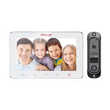 <b>Tor</b>-<b>Net TR</b>-29 IP W/412Bl - Комлпект видеодомофона