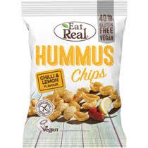 <b>Чипсы Eat Real</b> из хумуса чили и лимон 45 г купить с доставкой ...
