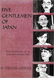Five <b>Gentlemen</b> of <b>Japan</b>: The Portrait of a Nation's Character ...