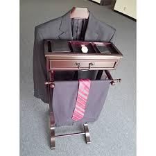proman products bombay valet stand alba chromy coat tree knobs
