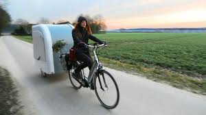 Autos - Wide Path Camper is a caravan for the cycling set - BBC
