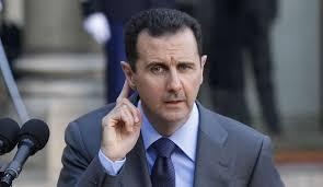 Sami Kleib, transfuge récent et prestigieux d\u0026#39;al-Jazeera ... - Bachar-al-Assad1