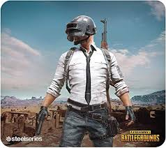 <b>SteelSeries PUBG</b> QcK Gaming Surface - Large Cloth <b>Miramar</b>