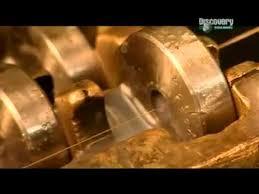 Как делают золотые ювелирные изделия. DISCOVERY - YouTube