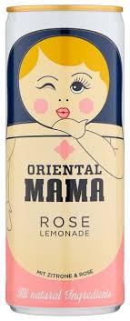 <b>Лимонад Oriental Mama</b> Роза — купить по выгодной цене на ...