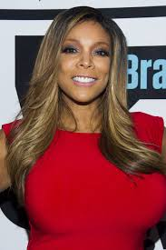 wendy-williams-wig-line. While most may think Wendy is just sticking her name on the line. The daytime television host was quick to test her wigs. - wendy-williams-wig-line-h724