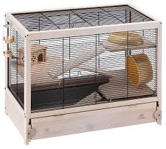 <b>Клетка для грызунов Ferplast</b> Hamsterville 60х34х49 см — купить ...