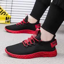 <b>WENYUJH Men Sneakers</b> Breathable No slip <b>Men</b> Casual ...