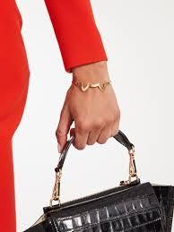 Золотистый <b>браслет</b> с кошачьими ушками <b>Aqua</b> – купить в ...
