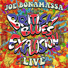 <b>Joe Bonamassa</b>: <b>British</b> Blues Explosion Live Review   Blues Rock ...