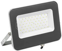 Купить <b>Прожектор СДО 07-50</b> LED 50Вт IP65 6500К сер. <b>ИЭК</b> ...